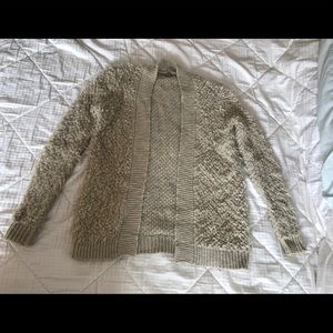 Aerie Wool Cardigan Size Small